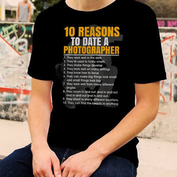 Reasons to Date a Photographer