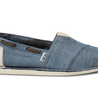 CHAMBRAY BIMINI MEN'S STITCHOUTS