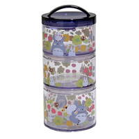 Studio Ghibli My Neighbor Totoro Stacking Lunch Carrier