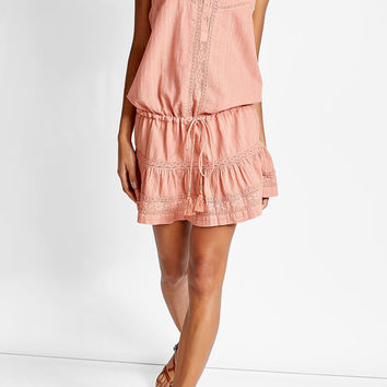Cotton Dress - Melissa Odabash | WOMEN | US STYLEBOP.COM