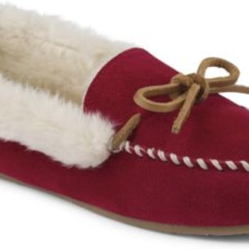 Sperry Top-Sider Paige Slipper Red, Size 6M  Women's Shoes