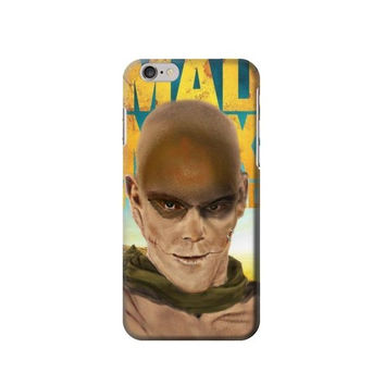 P2709 Mad Max War Boys Fury Road to Valhalla Oil Painting Art Phone Case For IPHONE 6S