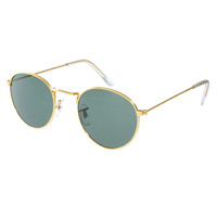 Reclaimed Vintage Round Sunglasses