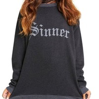 Sinner Roadtrip Sweatshirt