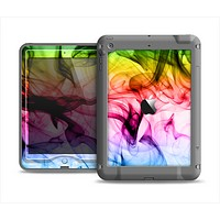 The Neon Glowing Fumes Apple iPad Mini LifeProof Nuud Case Skin Set