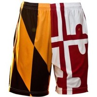 Fit 2 Win Men's Maryland Flag Shorts - Dick's Sporting Goods