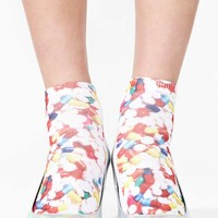 Jagged Little Pill Socks