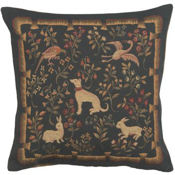 Mille Fleurs French Cushion
