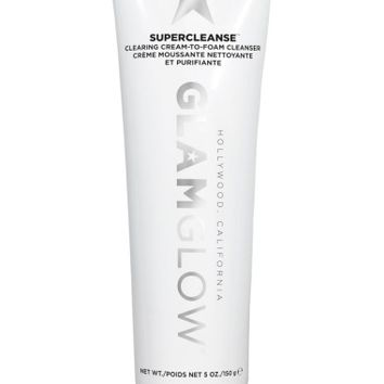 GLAMGLOW® SUPERCLEANSE™ Clearing Cream-to-Foam Cleanser | Nordstrom