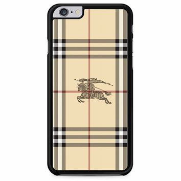 Burberry Logo 2 iPhone 6 Plus/ 6S Plus Case
