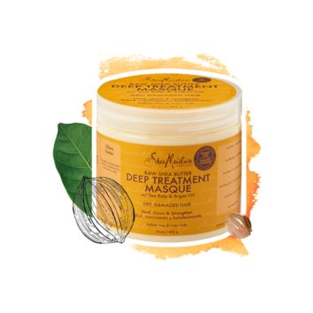 Raw Shea Butter Deep Treatment Masque - Family Size