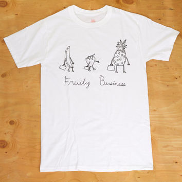 Fruity Business tee