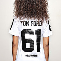 Jay Z Tom Ford 61 Team Shirt