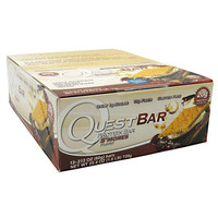 Quest Nutrition S'mores Quest Bars, 12 Bars