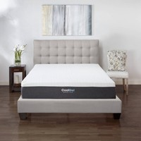 "Modern Sleep Cool Gel 12"" Ventilated Gel Memory Foam Mattress, Multiple Sizes - Walmart.com"