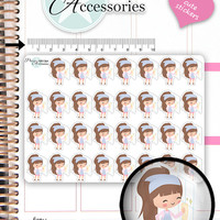 Cleaning Stickers Cleaning Planner Stickers Household Stickers Cute Stickers Erin Condren Functional Stickers Kawaii Stickers NR1364