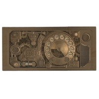 Steampunk Device - Rotary Dial Phone. Wood USB 3.0 Flash Drive