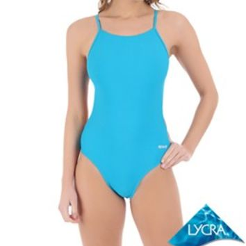 Sporti Micro Back Swimsuit at SwimOutlet.com