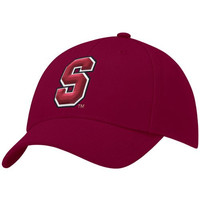Nike Stanford Cardinal Crimson Swoosh Flex-Fit Hat