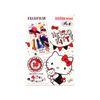 Fujifilm Instax Mini Film Sanrio Hello Kitty 40th Anniversary 2014 Polaroid Instant Photo