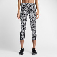 The Nike Epic Lux Printed Women's Running Crops.