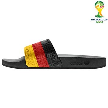 GERMANY ADILETTE FLAG SLIDES