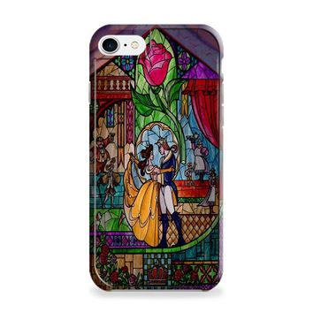 Beauty And The Beast (stained glass full) iPhone 6 | iPhone 6S Case