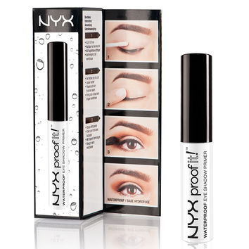 NYX - Proof It! Waterproof Eye Shadow Primer - PIES01