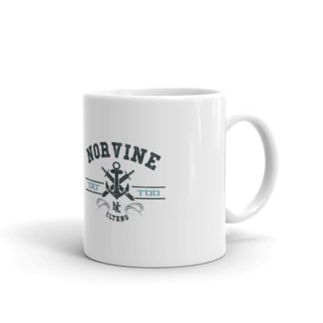 Tattoo Anchor Mug