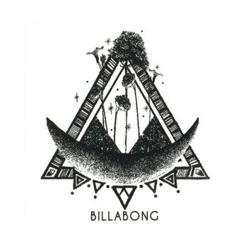Billabong Moonwalker Sticker Black One Size For Women 26813010001