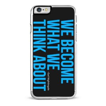 Earl Nightingale iPhone 6/6S Case