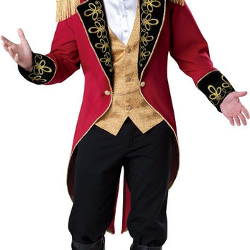 ringmaster adult costume - large