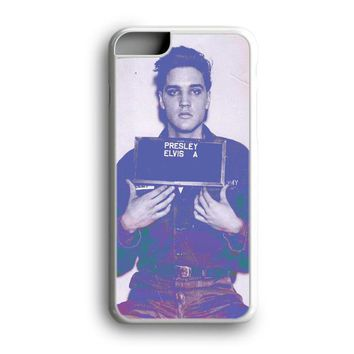 Black Friday Offer Young, Elvis Presley Mug Shot iPhone Case & Samsung Case