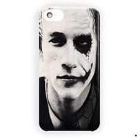 Joker Heath Ledger The Batman For iPhone 5 / 5S / 5C Case