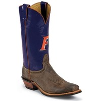 Florida Gator Boot - Orange/Blue