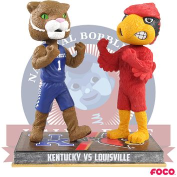 College Rivalry Bobbleheads (Presale)
