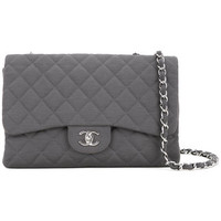 Chanel Vintage Quilted Shoulder Bag - Farfetch