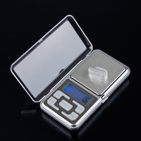 in stock ! Stainless steel 500g 0.1g Digital Electronic LCD Jewelry Pocket Weight Scale
