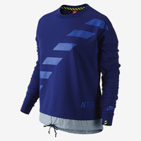 The Nike Track and Field Crew Women's Top.