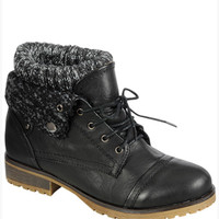 The Wanderlust Boots (Black) (SHIP 11/10)