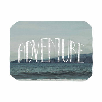 "Chelsea Victoria ""Adventure"" Blue Photography Place Mat"
