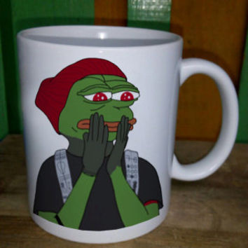 Twenty One Pilots Pepe Coffee Mugs