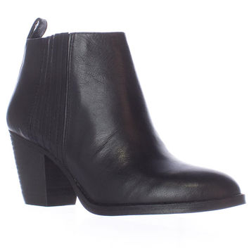 Nine West Fiffi Chelsea Ankle Boots - Black