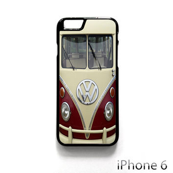 VW Volkswagen Bus for Iphone 4/4S Iphone 5/5S/5C Iphone 6/6S/6S Plus/6 Plus Phone case