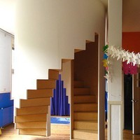 10 Architecturally Wondrous Staircases » Curbly | DIY Design Community « Keywords: architecture, stairways, staircases, form and function