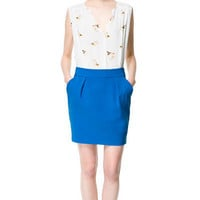 TULIP SKIRT - Skirts - Woman - ZARA United States