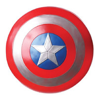 The Avengers Captain 32CM Captain America Assemble Shield Cosplay Toy Red