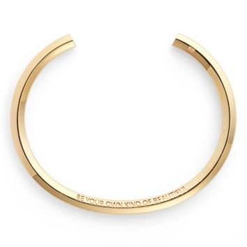 Stella Valle Be Your Own Kind of Beautiful Wrist Cuff | Nordstrom