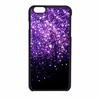 Purple Sparkly iPhone 6 Case