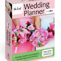 The Knot Wedding Planner in a Box | Overstock.com